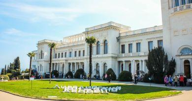 Окрестности Ялты Ливадийский дворец Поляна сказок и Массандра -